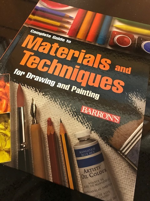 Materials and techniques book