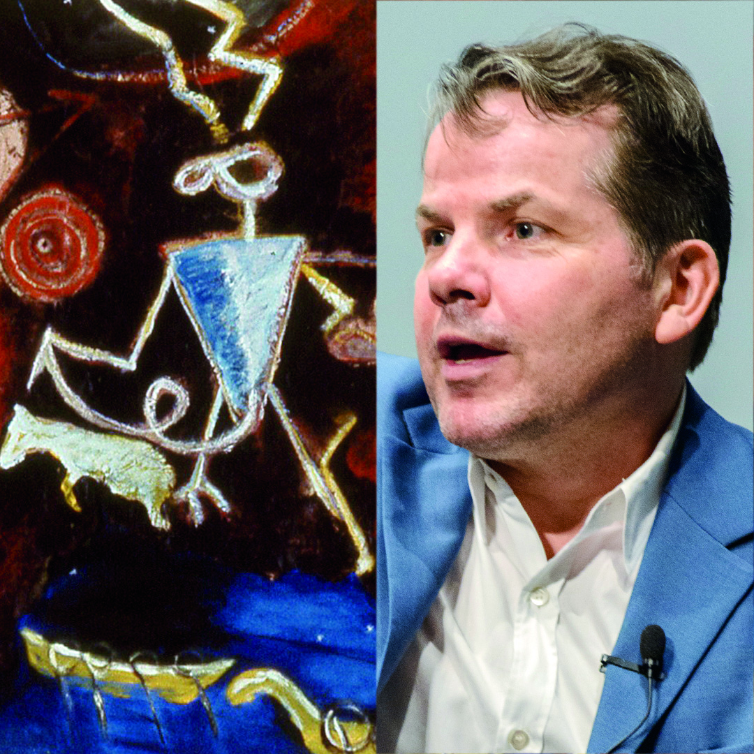 Bruce McCulloch, Art Gallery of Alberta Donor and Patron