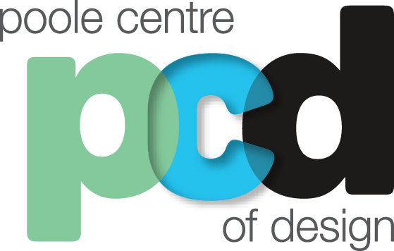 Poole Centre of Design logo