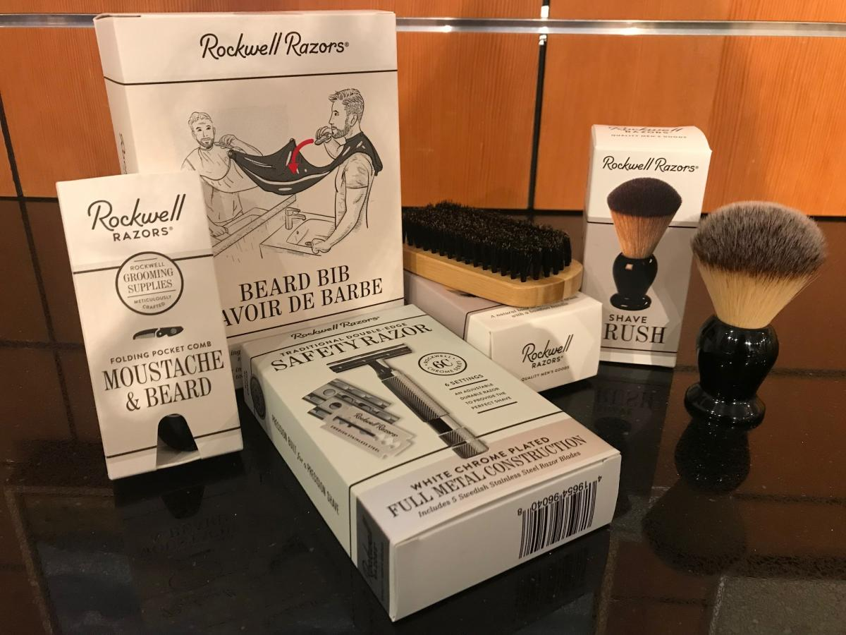 Rockwell Shaving Products