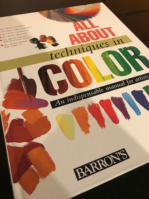 Techniques in color book