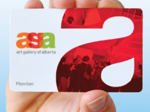AGA membership card