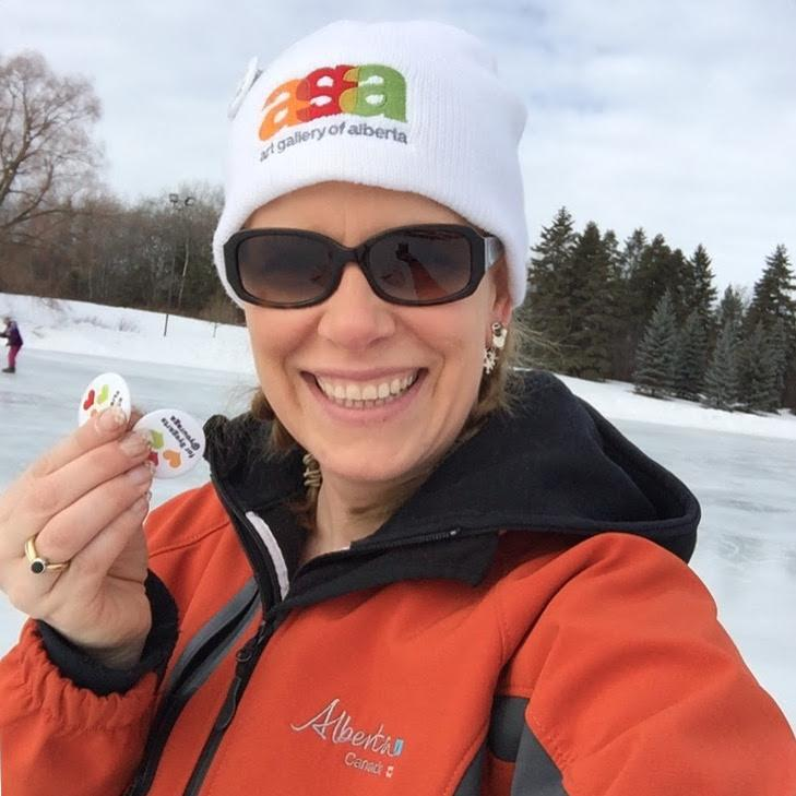 Volunteer at the Silver Skate festival