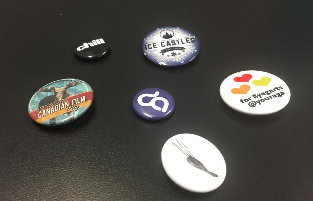 Studio Y: The art of buttons | Art Gallery of Alberta