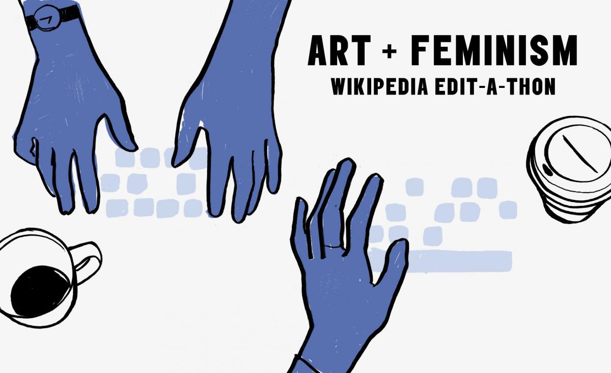 Calendar Art Wikipedia : Art feminism wikipedia edit a thon gallery of alberta