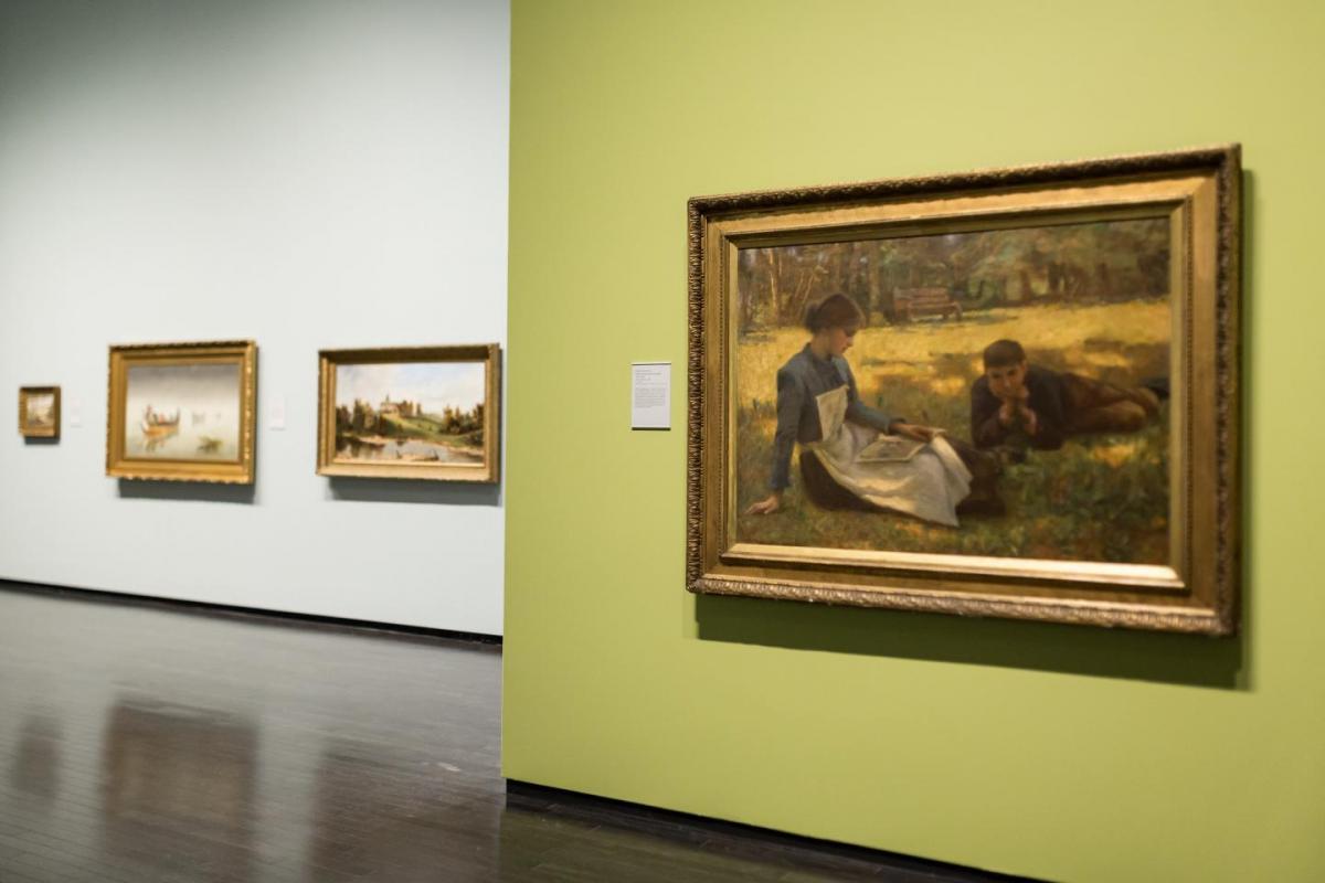 Capital Powered Art Art Gallery Of Alberta