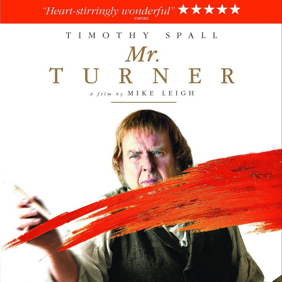 Film Night | Mr  Turner (2014) | Art Gallery of Alberta